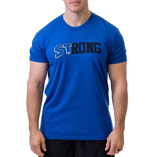 STrongShirtBlueFrontMale1024x1024
