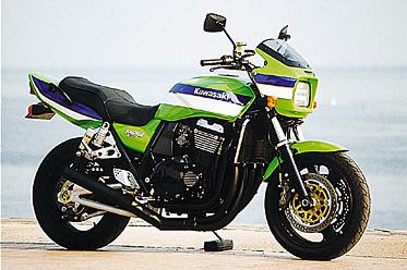 ZRX 1100/II (K10)NEWショート管-ブラック