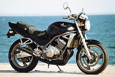 バリオス・バリオスII(K0)(K02)機械曲げショート管-ブラック