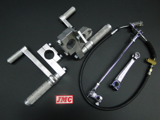 JMC Z1Z2 ワイヤー式バックステップ1型