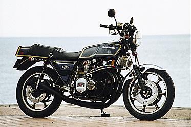 KZ 1000/Z 750FX-1(K13)手曲げショート管