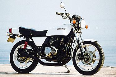 Z400FX(Z550FXもOK)NEWショート管-ブラック
