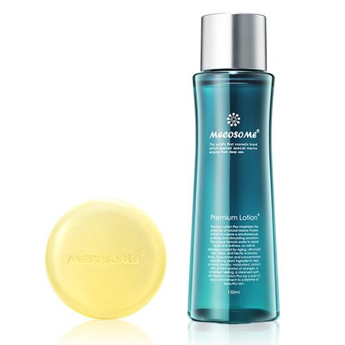 基礎化粧品セット「潤白2ステップ」(酵素洗顔+酵素化粧水)