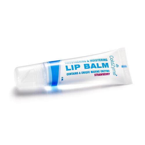 ColdZyme酵素リップバーム 【唇美容液】~ストロベリータイプ~ #LS