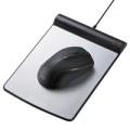 【ワイヤレスなのに電池いらず!】サンワサプライ バッテリーフリーワイヤレスマウス
