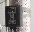 自動録画防犯カメラ RD1006AT用セキュリティーボックス