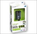 ラトックシステム USB - SATA変換アダプター REX-U30ST3-A