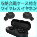 【収納式充電ケース付き】 NAGAOKA bluetooth4.2対応完全ワイヤレスイヤホン BT808シリーズ