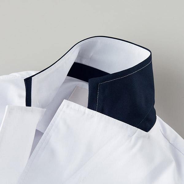 シングル診察衣長袖
