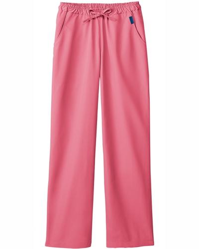 [フォーク] FOLK 【業界初・感染対策/色落ちしないジアスクラブ】 男女兼用 パンツ 5023SC (ピンク)