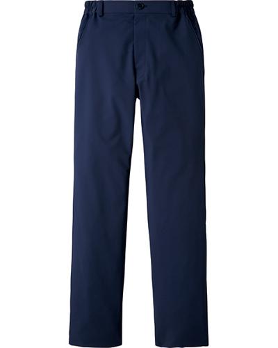 [カゼン] KAZEN 【軽くしなやかなで動きやすい】  メンズ パンツ 845-48 (ネイビー)