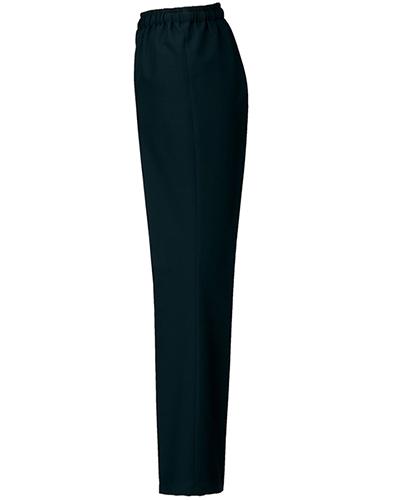 [ルミエール] Lumiere 【格安スクラブパンツ/医療白衣】男女兼用 スクラブパンツ 861402 (ブラック)