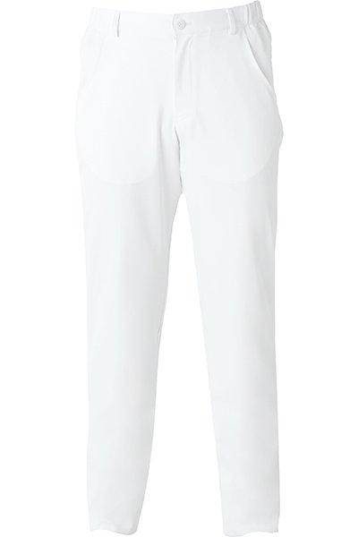 [カゼン] KAZEN 【新感覚のストレッチ素材採用のドクタースラックス】  メンズ スラックス CIS850-20 (ホワイト)