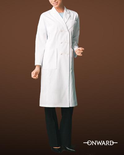 オンワード 白衣