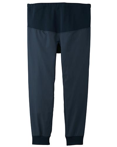 [ミズノ] MIZUNO 【裾を踏むことがなく安心なマタニティジョガーパンツ】 女性用 マタニティパンツ MZ-0125 (ダークネイビー)