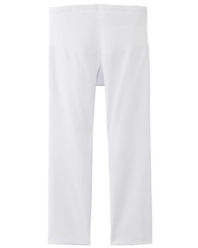 [ミズノ] MIZUNO 【白でも透けにくいマタニティパンツ】 女性用 マタニティパンツ MZ-0126 (ホワイト)