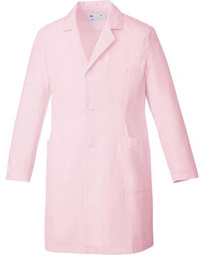 [ミズノ] MIZUNO 【動きやすくスタンダードなドクターコート】 メンズ ドクターコート MZ-0176  (ピンク)