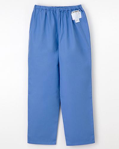 [ナガイレーベン] NAGAILEBEN 【ウエスト総ゴムのゆったりシルエットのパンツ】女性用パンツ NR-8623 (ブルー)