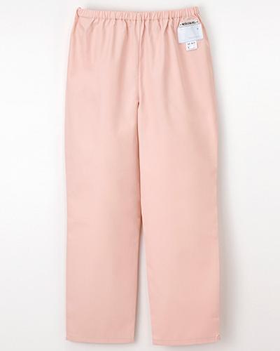 [ナガイレーベン] NAGAILEBEN 【ウエスト総ゴムのゆったりシルエットのパンツ】女性用パンツ NR-8623 (ピンク)