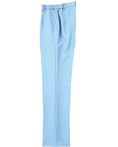 [リゼルヴァ]  RISERVA 【ほどよいゆとりで動きやすい医療用パンツ】 女性用 パンツ R7746P (ブルー)