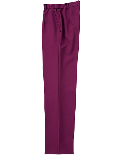 [リゼルヴァ]  RISERVA 【ほどよいゆとりで動きやすい医療用パンツ】 女性用 パンツ R7746P (ワイン)