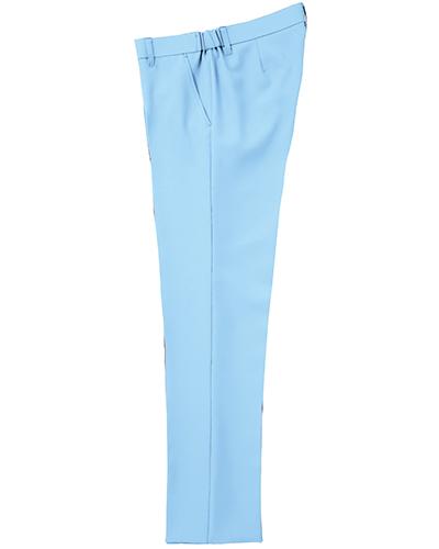[リゼルヴァ]  RISERVA 【ほどよいゆとりで動きやすい医療用パンツ】 男性用 パンツ R7796P (ブルー)