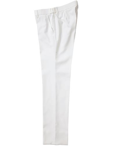 [リゼルヴァ]  RISERVA 【ほどよいゆとりで動きやすい医療用パンツ】 男性用 パンツ R7796P (ホワイト)