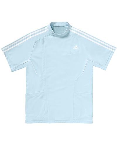 [アディダス] adidas 【医療現場を見極めた機能から魅せるジャケット】 メンズ ジャケット SMS601-11 (サックス)