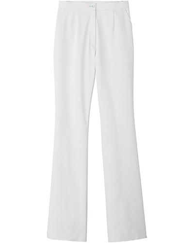 [ボンマックス] BONMAX 【美脚に見えるブーツカットパンツ】 女性用 ブーツカットパンツ TP6300L (ホワイト)