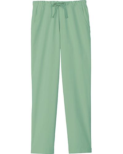 [ボンマックス] BONMAX 【気になる静電気を抑えて、さらりと履けるスクラブパンツ】 男女兼用 スクラブパンツ TP6802U (ライトグリーン)