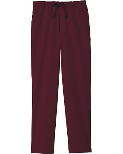 [ボンマックス] BONMAX 【気になる静電気を抑えて、さらりと履けるスクラブパンツ】 男女兼用 スクラブパンツ TP6802U (ボルドー)