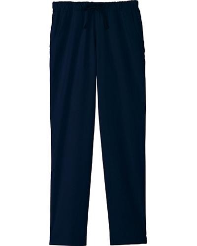 [ボンマックス] BONMAX 【気になる静電気を抑えて、さらりと履けるスクラブパンツ】 男女兼用 スクラブパンツ TP6802U (ネイビー)