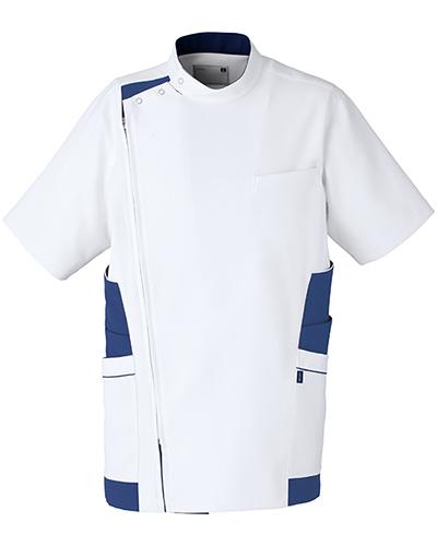 [ユナイト] UNITE 【クール&スタイリッシュなメンズケーシー】 男性用 ケーシージャケット UN-0046 (ネイビー)