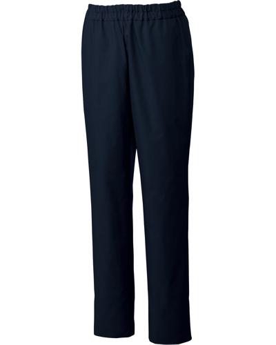[ユナイト] UNITE 【丈夫さを備えた光沢感のある上品なパンツ】 男性用 スクラブパンツ UN-0073 (ダークネイビー)