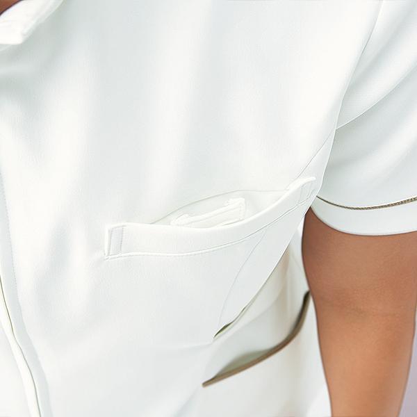 白衣 ジャケット