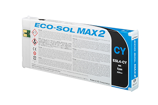ECO-SOL MAX2インク C(シアン) 220cc 《ESL4-CY》