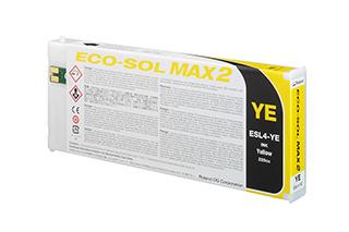 ECO-SOL MAX2インク Y(イエロー) 220cc 《ESL4-YE》