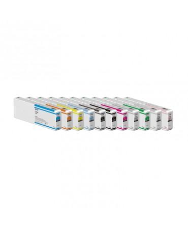 【水性顔料インク】EPSONインクカートリッジ SC9LGY35 ライトグレー 350ml(SC-P9050Gのみ)