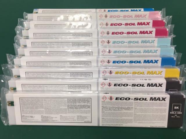 ECO-SOL MAXインク Lm(ライトマゼンタ) 440cc 《ESL3-4LM》
