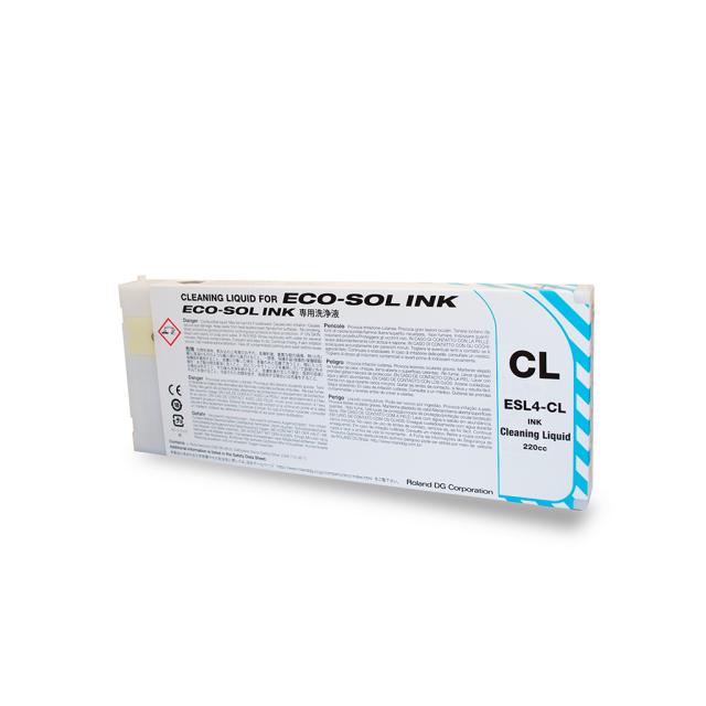 ESL4-CL ECO-SOL MAX2洗浄カートリッジ 220cc 《ESL4-CL》