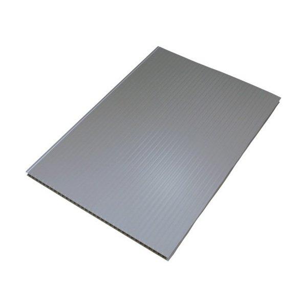 【10枚セット】ラッシングボード(スミパネル/プラダンシート) カラー:グレー 1,200×2,200 厚み:15.0mm/目付:3300(g/平米)