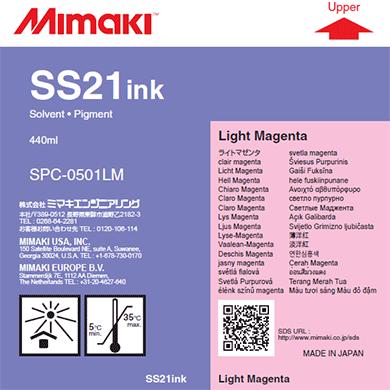 SS21インク Lm(ライトマゼンタ) 440cc《SPC-0501》