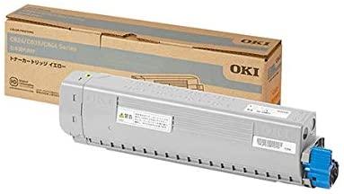 【送料無料】OKI(沖データ) TC-C3BY1 トナーカートリッジ イエロー(C844dnw/835dnwt/835dnw/824dn)