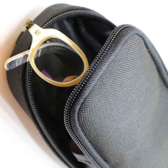 自分に合ったスタイルで楽しめるメガネケース(眼鏡ケース) C-22 タウンポーチ