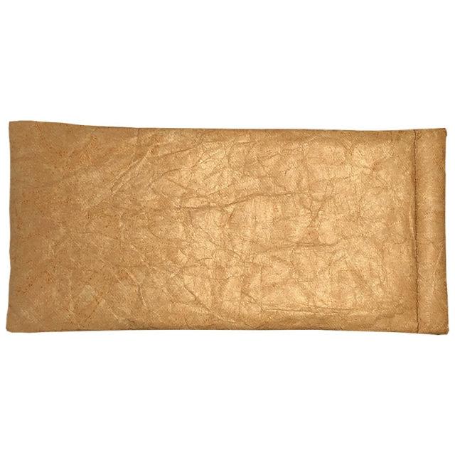 紙のような手触りで軽くて耐久性抜群の素材を使用したメガネケース(眼鏡ケース) C-96 アイウェアケースタイベック(無地)