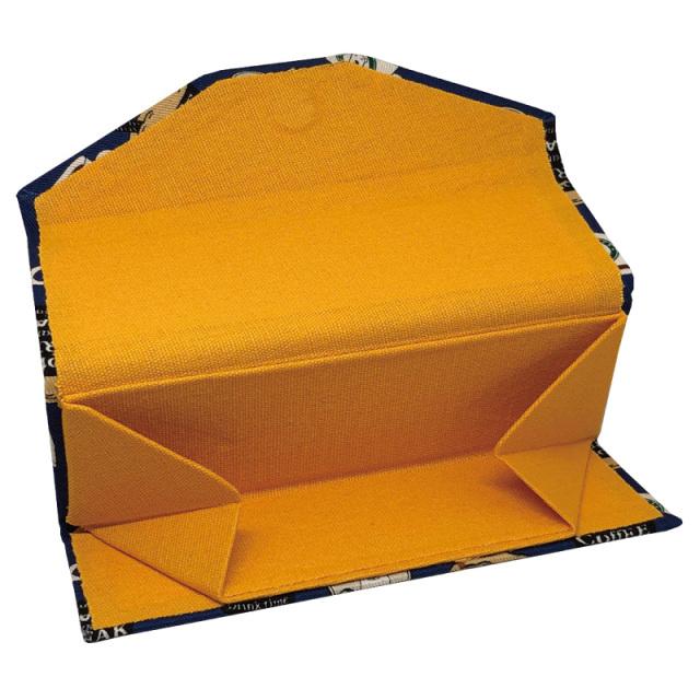 三角のホールディングケース(メガネケース)「J-22 トライアングルケース」