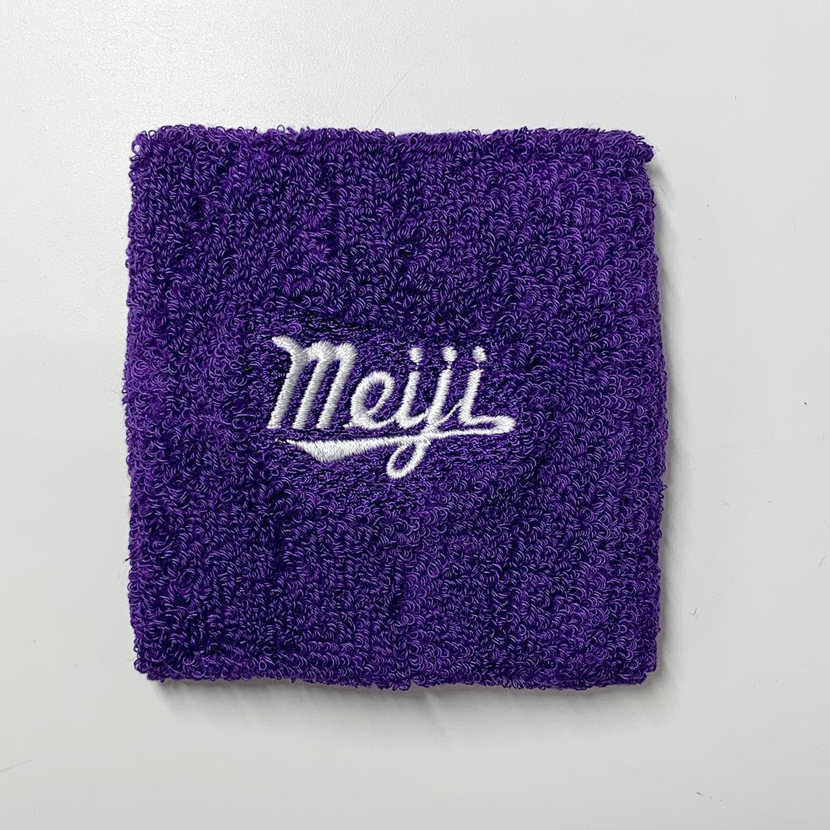 リストバンド・紫