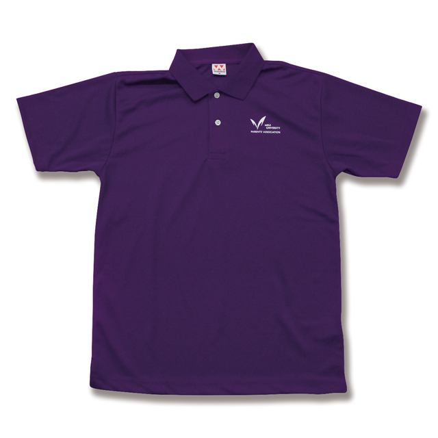 ◇明治大学連合父母会オフィシャルポロシャツ・Lサイズ