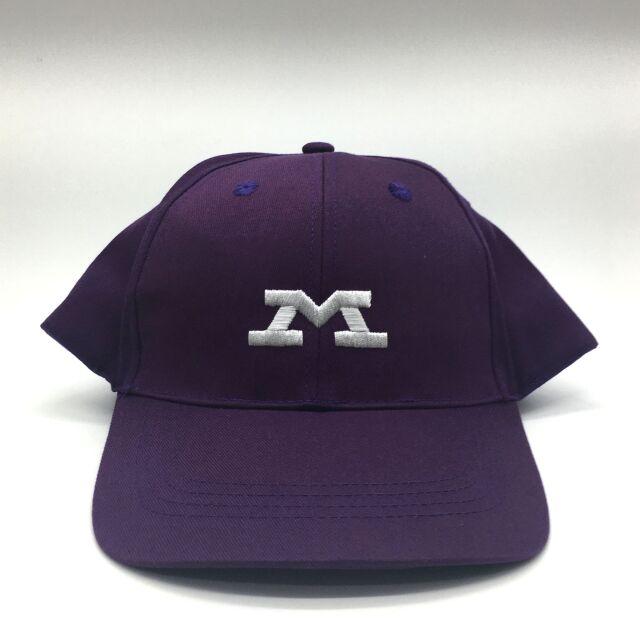 ◇クラブキャップ・紫
