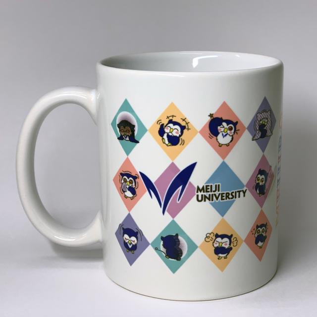 めいじろうマグカップ